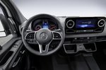 Mercedes-Benz Sprinter infotainment