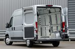 Peugeot Boxer load bay