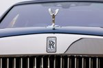Rolls-Royce Cullinan front grille