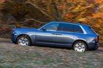 Rolls-Royce Cullinan side