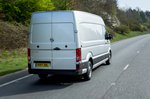 Volkswagen Crafter rear
