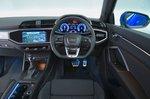 2019 Audi Q3 dash
