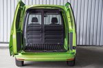 Volkswagen Caddy boot