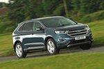 Used test: Ford Edge vs Kia Sorento