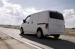 Nissan NV200 rear action