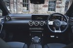Mercedes-AMG A35 2019 RHD interior