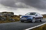 Audi A5 2019 left front exterior static