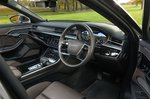 Audi A8 2019 front right interior