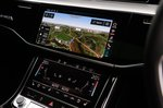 Audi A8 2019 infotainment