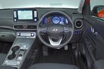 Hyundai Kona Electric inside