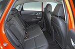 Hyundai Kona Electric back seats