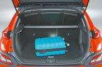 Hyundai Kona Electric boot
