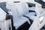 Mercedes-Benz S Class Cabriolet 2019 rear seats