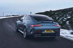 Mercedes-AMG GT 4-door 2019 rear left tracking