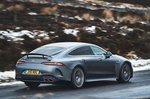 Mercedes-AMG GT 4-door 2019 high rear tracking