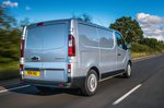 Renault Trafic rear