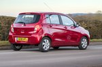 Suzuki Celerio 2019 rear right tracking shot