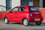 Suzuki Celerio 2019 rear left static shot
