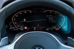 BMW 8 Series 2019 instrument panel