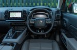 Citroen C5 Aircross 2019 RHD dashboard