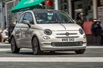 Fiat 500 2018 front urban static shot