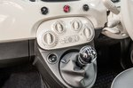 Fiat 500 2018 centre console