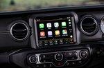 Jeep Wrangler 2019 infotainment