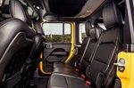 Jeep Wrangler 2019 rear seats