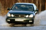 Used Lexus GS Saloon 1997 - 2005