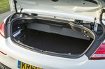Mercedes-AMG C63 Convertible boot