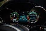 Mercedes-AMG C63 Saloon digital instruments