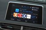 Peugeot 3008 2019 infotainment