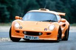 Used Lotus Exige Coupe 2000 - 2002