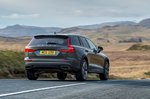 Volvo V60 CC 2019 rear right tracking