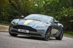 Aston Martin DB11 AMR Cornering Front
