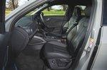 Audi SQ2 2019 front seats