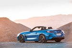 BMW Z4 2019 rear right static