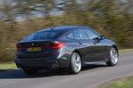BMW 6 Series GT rear