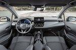 Toyota Corolla Touring Sport 2019 LHD dashboard
