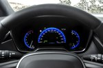 Toyota Corolla Touring Sport 2019 instrument cluster detail