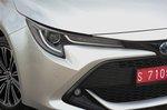 Toyota Corolla Touring Sport 2019 headlamp detail