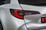 Toyota Corolla Touring Sport 2019 rear lights detail