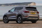 Hyundai Santa Fe 2019 left rear outdoor static