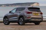 Hyundai Santa Fe 2019 left rear outdoor static