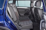 Seat Tarraco 2021 rear seats