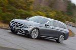 Mercedes E-Class All-Terrain front