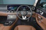 Mercedes E-Class All-Terrain dashboard