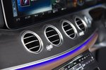 Mercedes E-Class All-Terrain dashboard vents