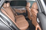 Mercedes E-Class All-Terrain rear seats