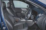 Mercedes B-Class 2019 RHD front seats